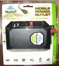 PEAK PERFORMANCE 400W MOBILE POWER OUTLET PKC0M04